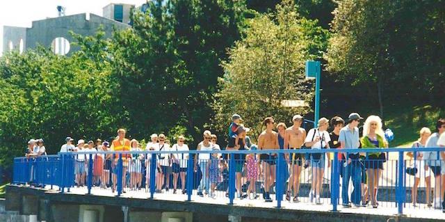 1997 - Nanaimo Pride parade