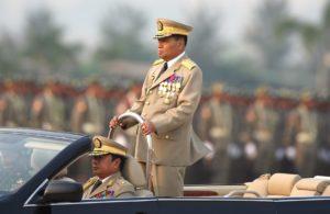 Burma's generals go scot-free