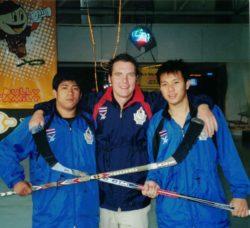 Hockey night in Chiang Mai