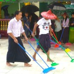 Shwedagon sweepers