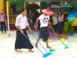 Yangon Diaries II: Take a Pill