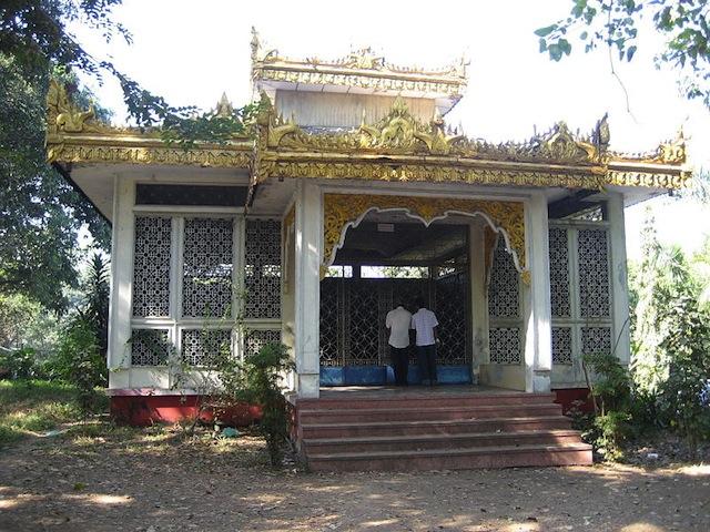 U_Thant tomb