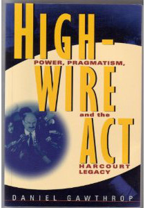 Praise for Highwire Act