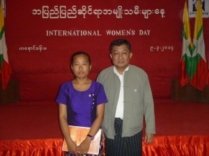 Myanmar Women: Sticking with the Union