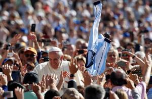 Pope Francis: Numero Uno Paradigm-Buster