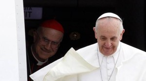 Gay-friendly pope? Let's hope.