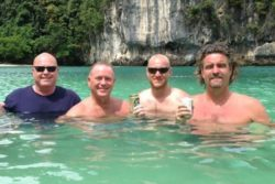 Drunk & Stupid (and Entitled) in Thailand